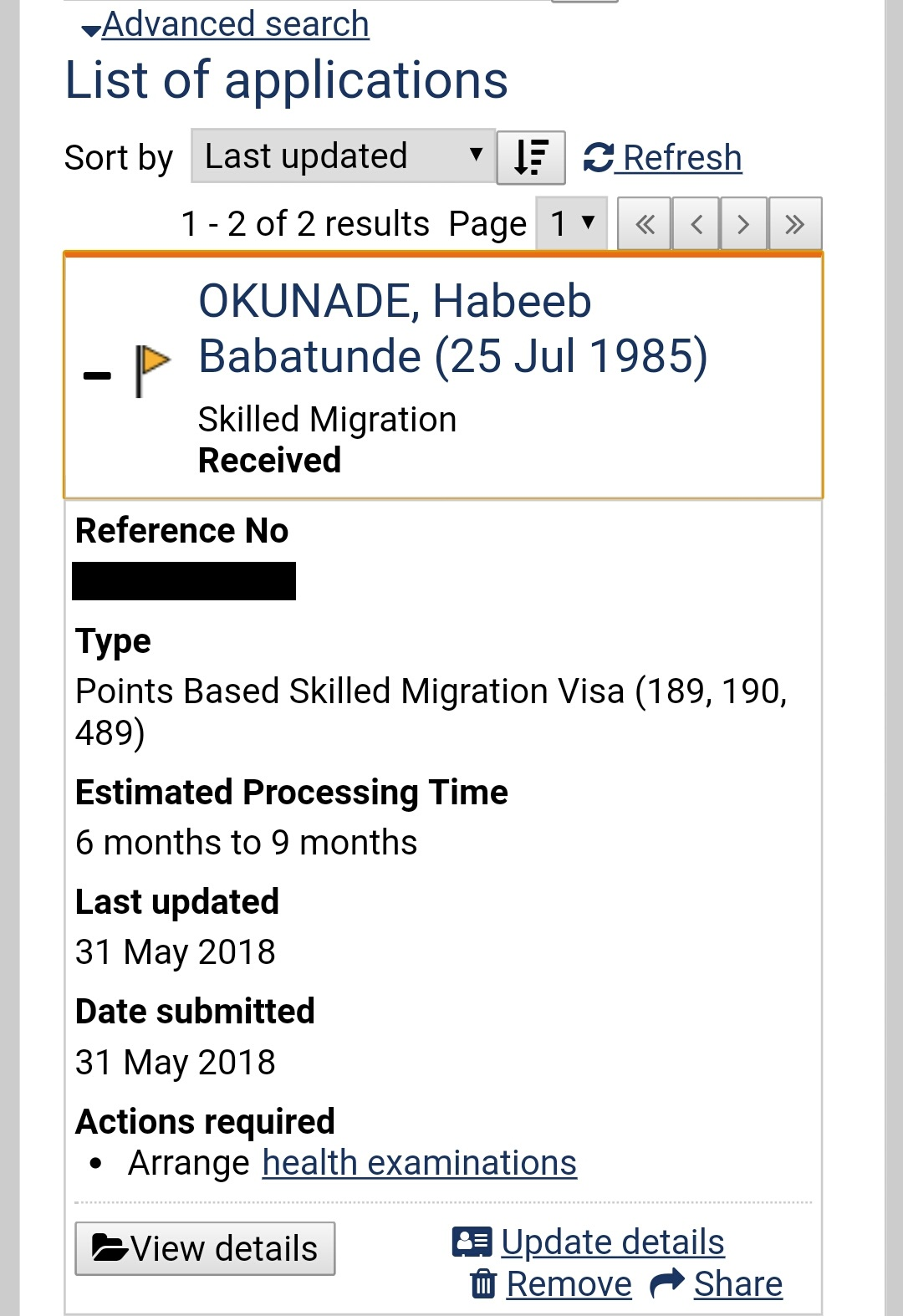 Sub Class 189/190 Visa Grants Gang | Page 146 | Migration Desk